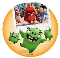 Jedlý papír Angry Birds D - Modecor