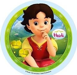 Jedlý papír Heidi D - Modecor