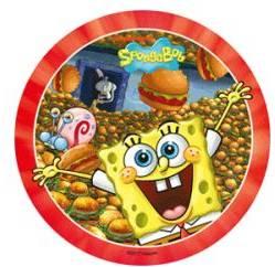 Jedlý papír Sponge Bob A - Modecor