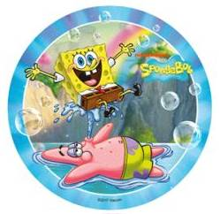 Jedlý papír Sponge Bob B - Modecor