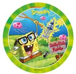 Jedlý papír Sponge Bob C - Modecor