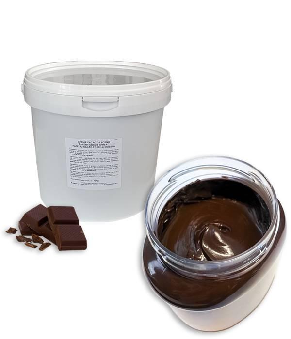 Krém kakaový Nutkao 1kg termostabilní -