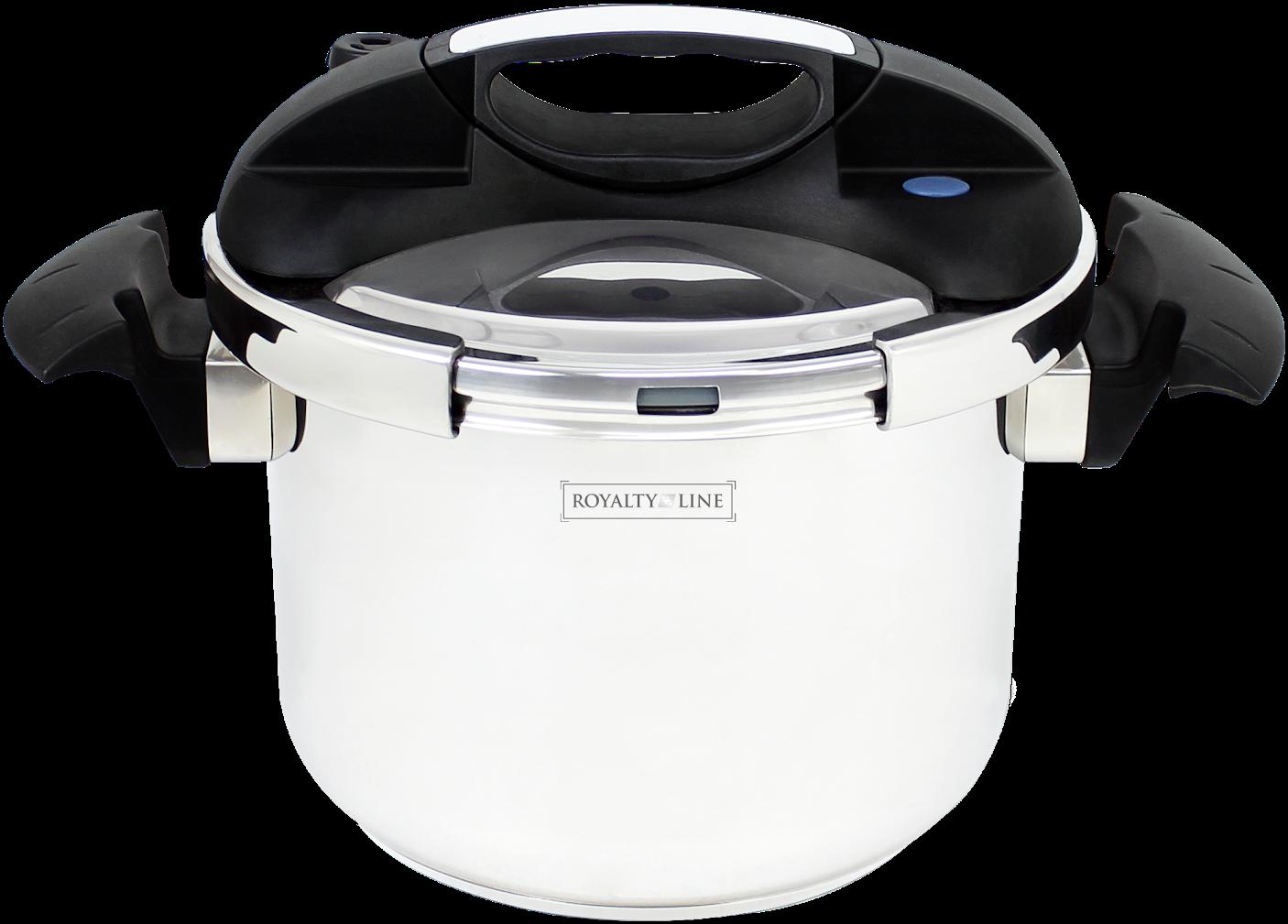 Tlakový hrnec RL-PC4L o objemu 4 litry - RoyaltyLine