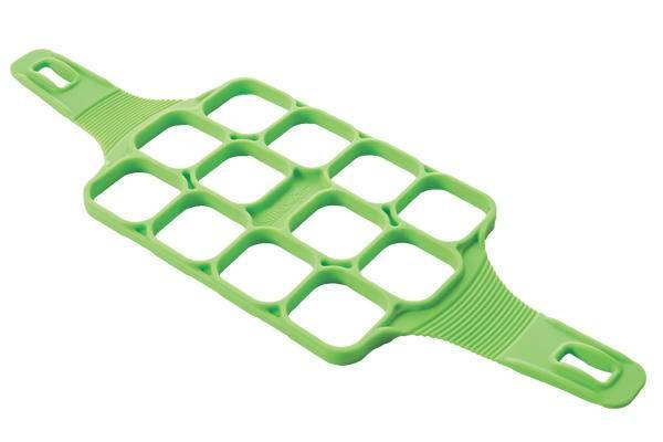 Silikonová forma zelená na pečení lívanců - Silikomart