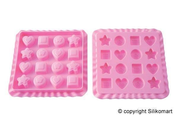 Silikonová forma na výrobu bonbonů - Silikomart