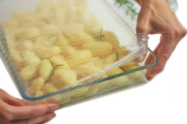Silikonová fólie pro uskladnění potravin 2ks 23x18, 30x21 - Silikomart