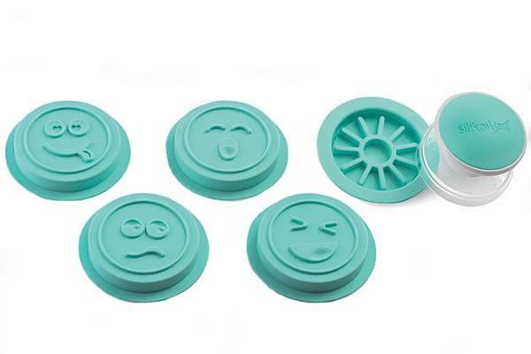 Silikonové formy na sušenky 73mm - Silikomart