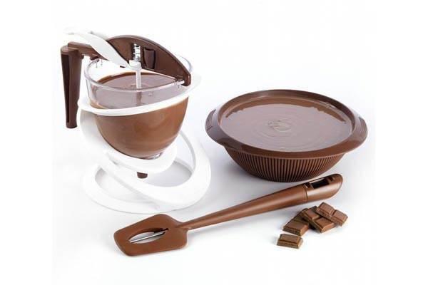 Sada pro práci s čokoládou - Silikomart