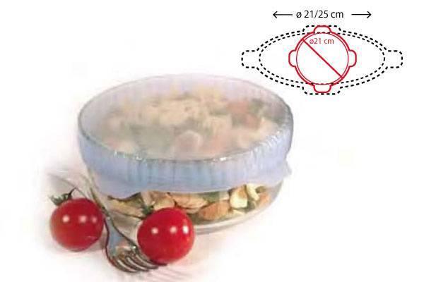 Silikonová fólie pro uskladnění potravin 210mm - Silikomart