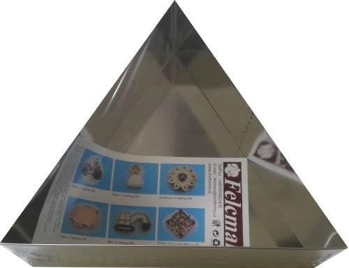Dortová forma trojúhelník malý 17,5cm - Jakub Felcman