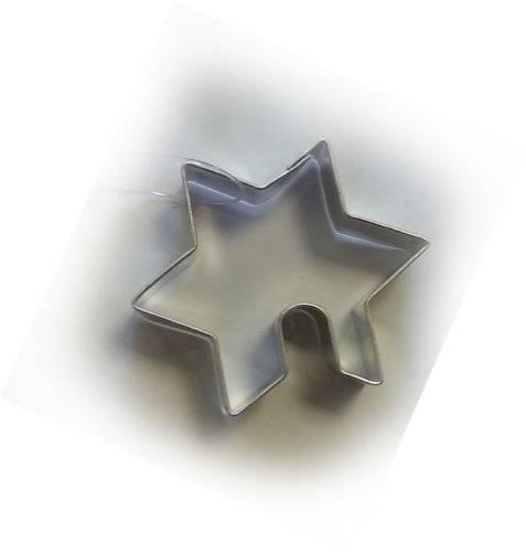 Vykrajovátko hvězdička na hrnek - Jakub Felcman