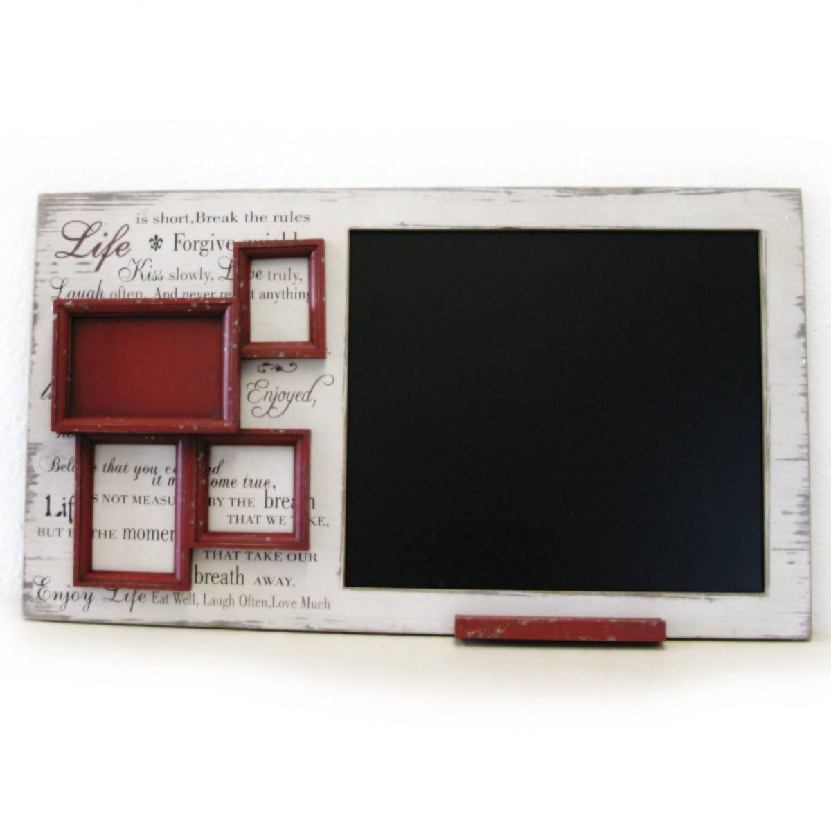 Tabule na vzkazy s fotorámečky - Kolouch Import + dárek k nákupu