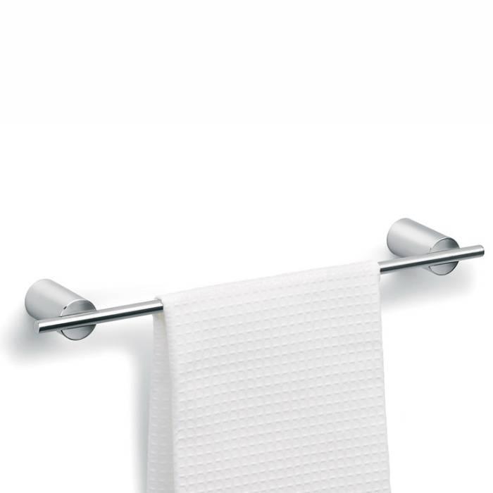 Nástěnná tyč na ručníky DUO - délka 40 cm, matný nerez - Blomus