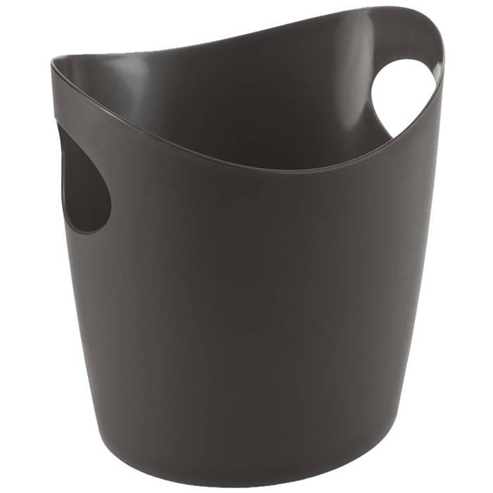 Koš na prádlo Bottichelli XL - 28 l, černý - Koziol