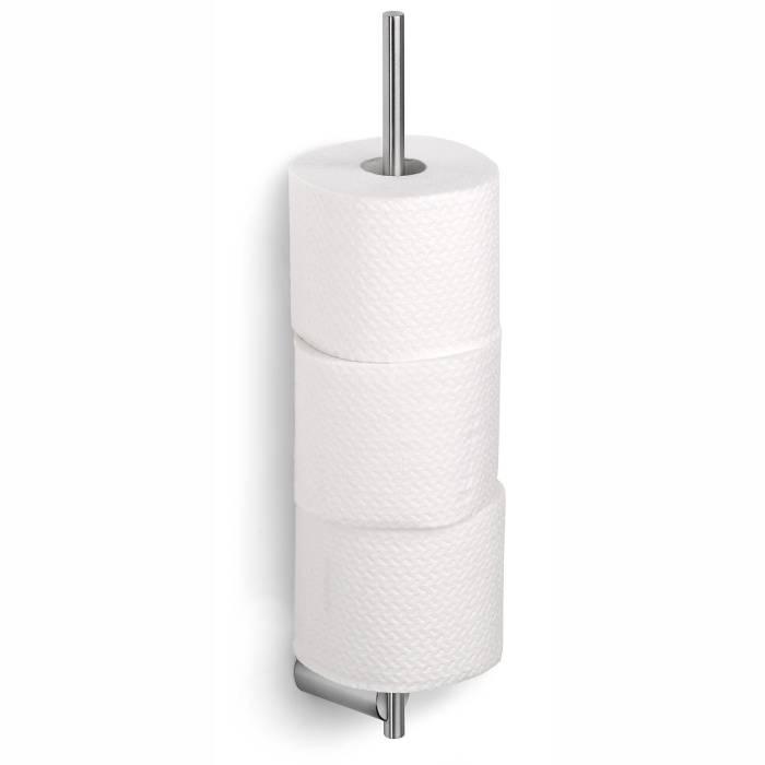 Nástěnný zásobník na toaletní papír DUO - Blomus