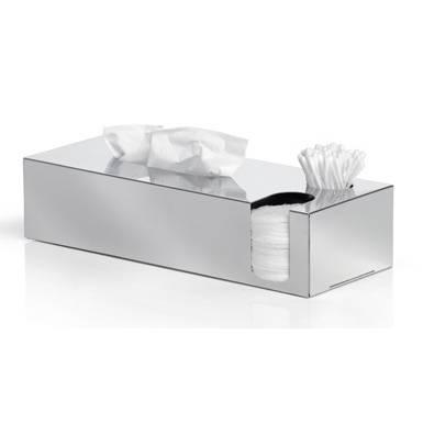Nerezový box na hygienické potřeby Nexio - Blomus