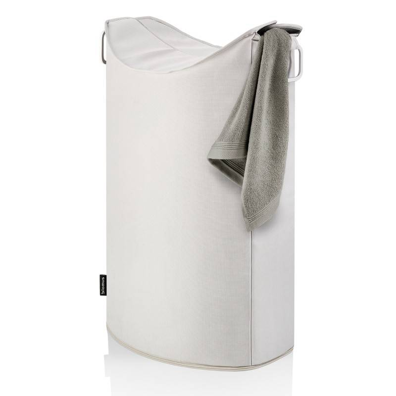 Koš na prádlo Frisco, pískový - Blomus