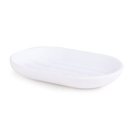 Podložka pod mýdlo Touch, bílá - Umbra
