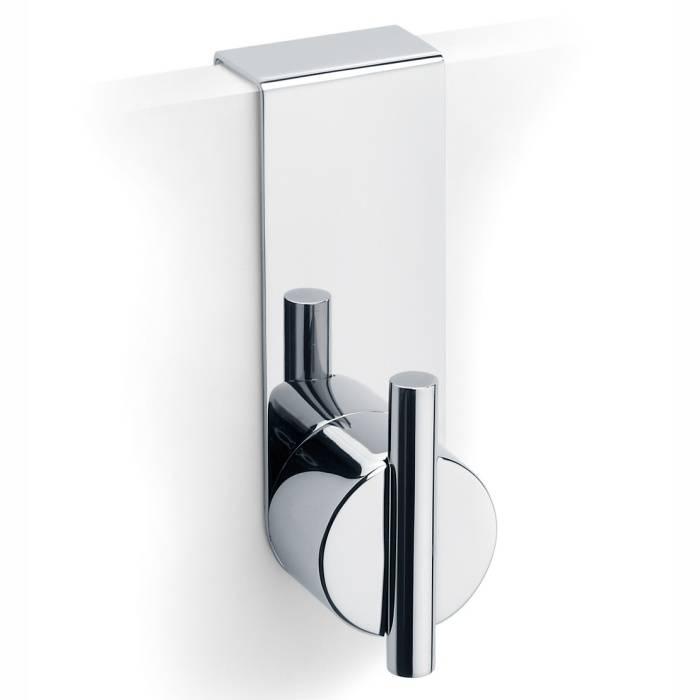 Háček na dveře DUO - šířka dveří 15 mm - Blomus
