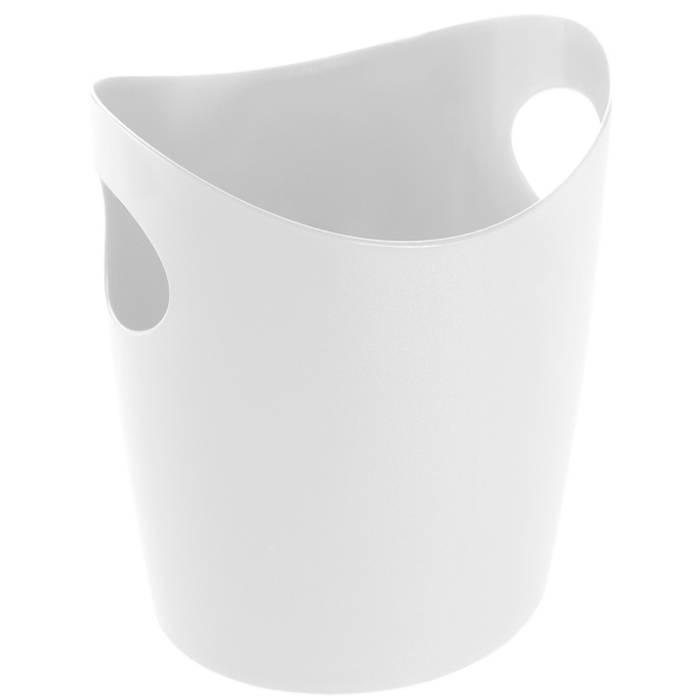 Koš na prádlo Bottichelli XL - 28 l, bílý - Koziol