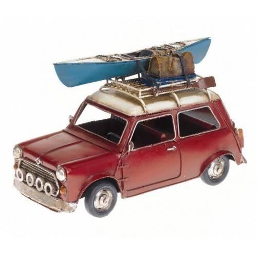 Auto s kajakem na střeše 28 cm - Interservis