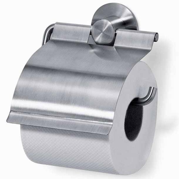 Držák na toaletní papír s krytem MARINO - Zack