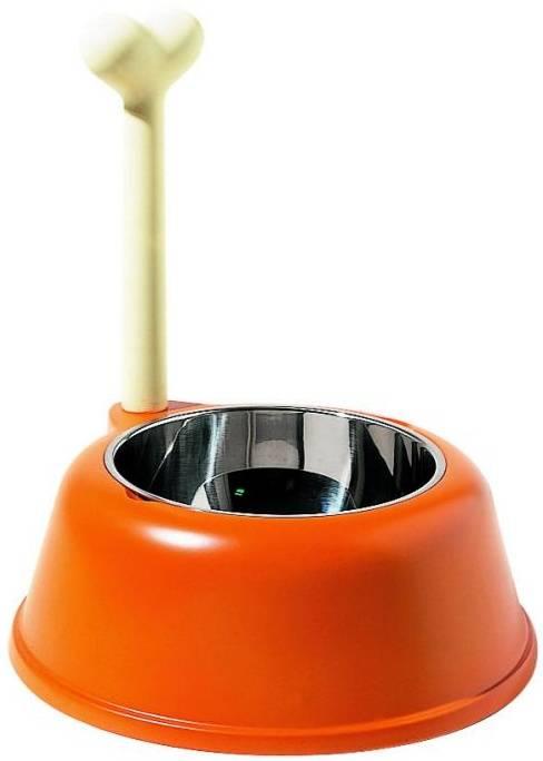 Miska pro psa Lupita oranžová - Alessi