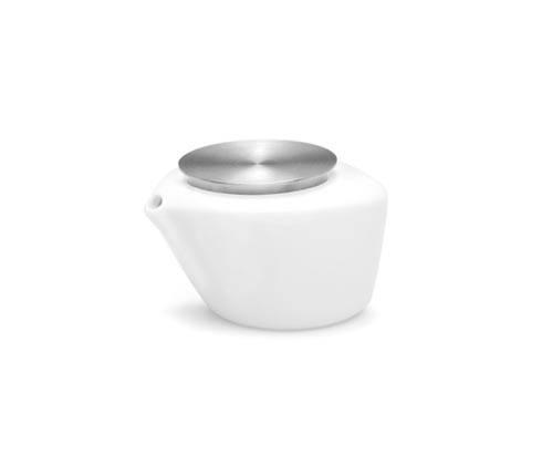 Blomus - porcelán, Konvička na mléko nerez (63185)