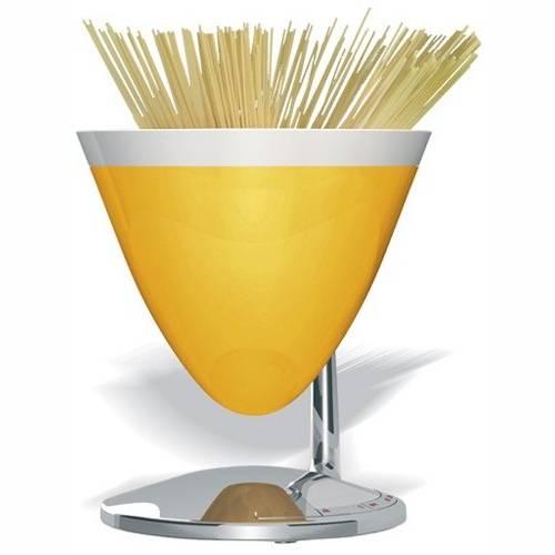 Elektrická váha a minutka UMA, žlutá - Casa Bugatti