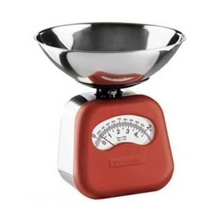 Kuchyňská váha Novo Scales, červená - Typhoon