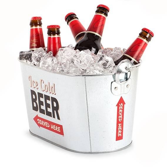 Chladič piva Ice Cold Beer - Balvi