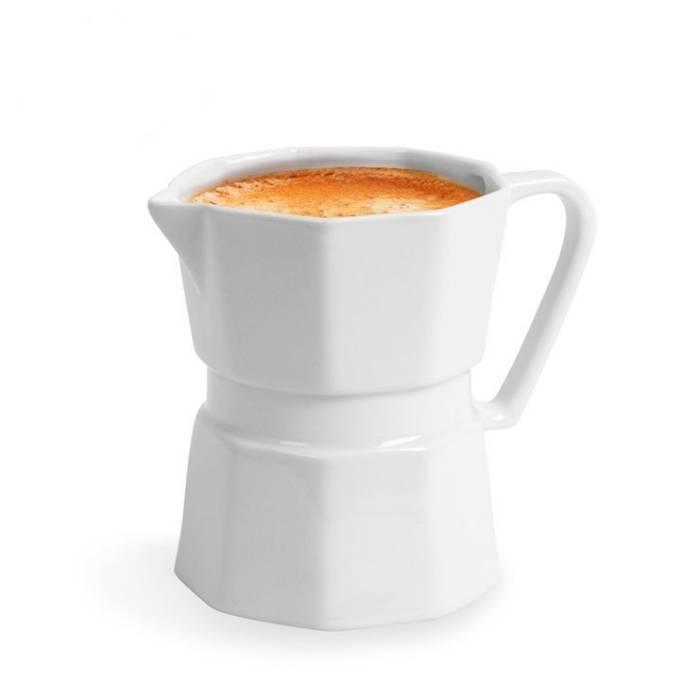 Porcelánový hrnek Moka 250 ml - Balvi