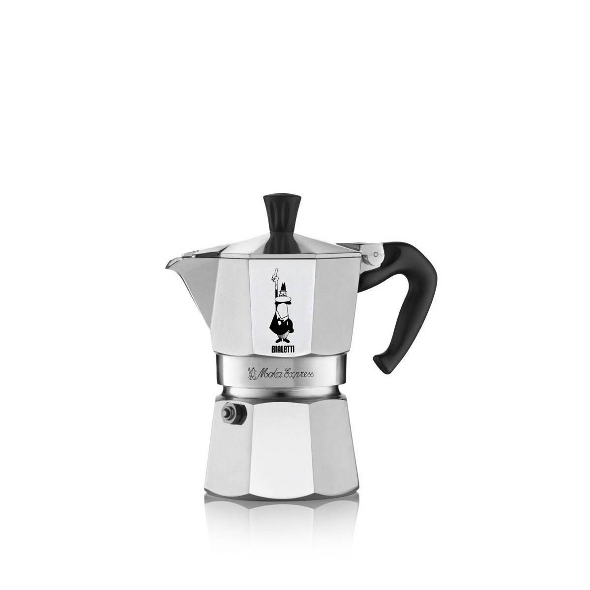 Bialetti kávovar Moka Express na 4 šálky - Bialetti