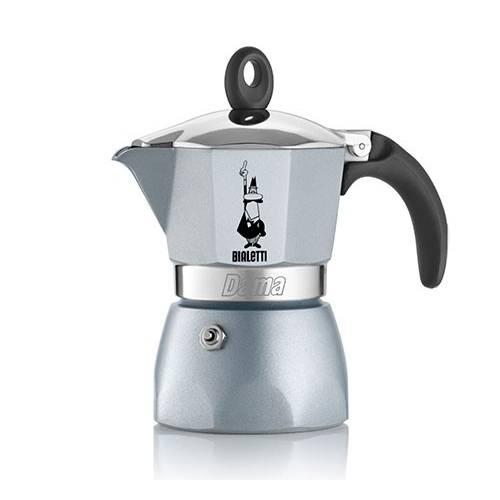 Bialetti moka kávovar Dama Glamour na 3 šálky kávy - Bialetti + dárek k nákupu