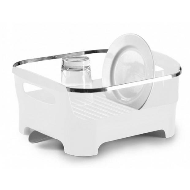 Odkapávač na nádobí Basin, bílý - Umbra