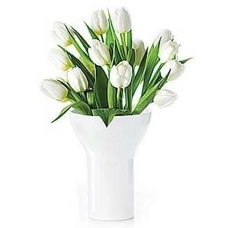 Keramická váza Tulip, bílá - ASA Selection