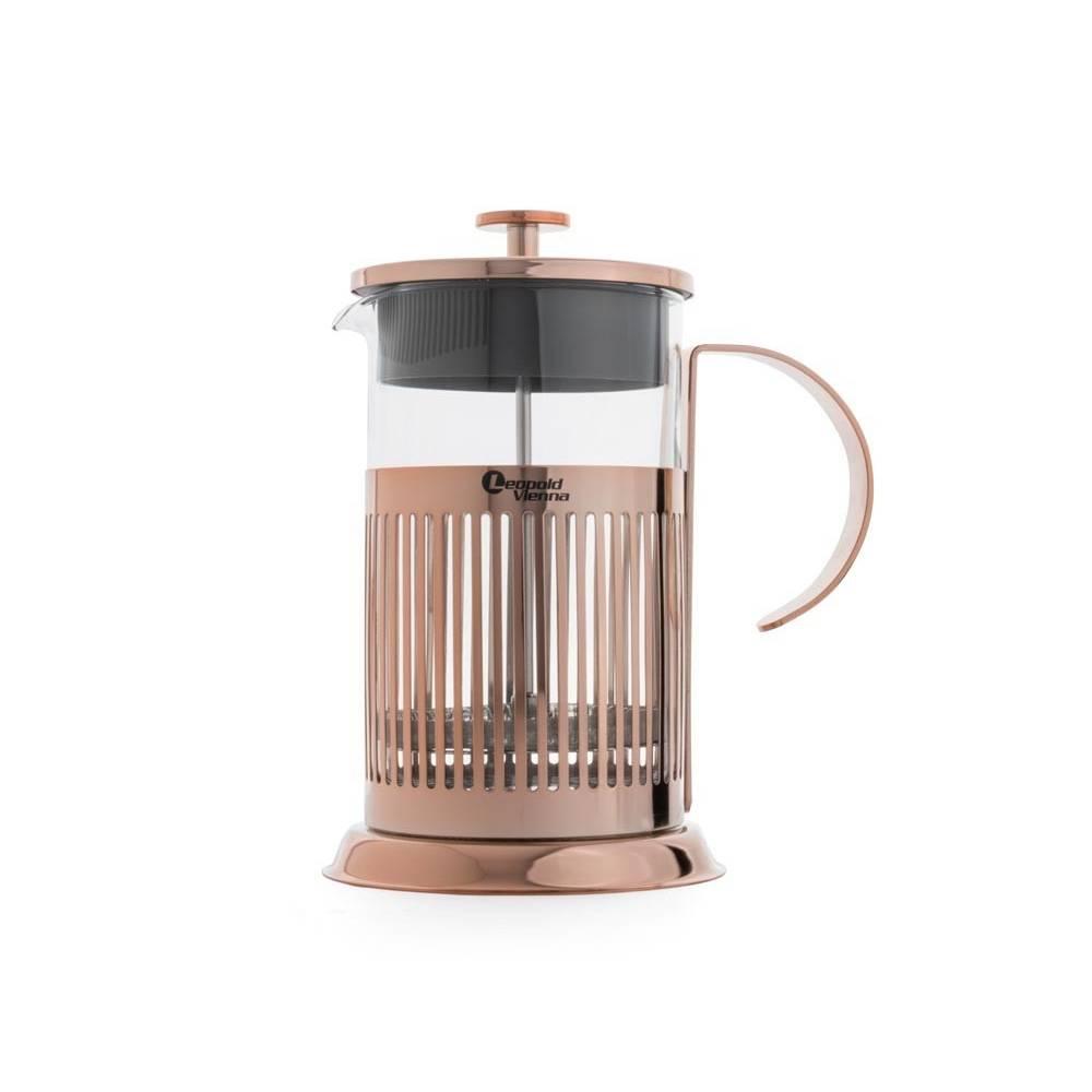 French Press Copper 800 ml - Leopold