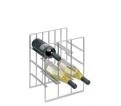 Zásobník na 9 lahví PILARE - Blomus