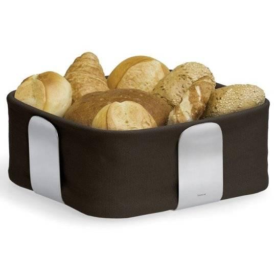 Bavlněný čtvercový košík na pečivo Desa - Blomus