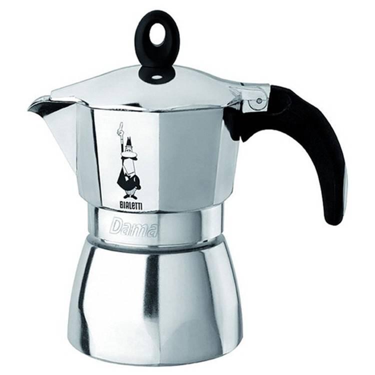 Bialetti moka kávovar Dama na 3 šálky - Bialetti + dárek k nákupu