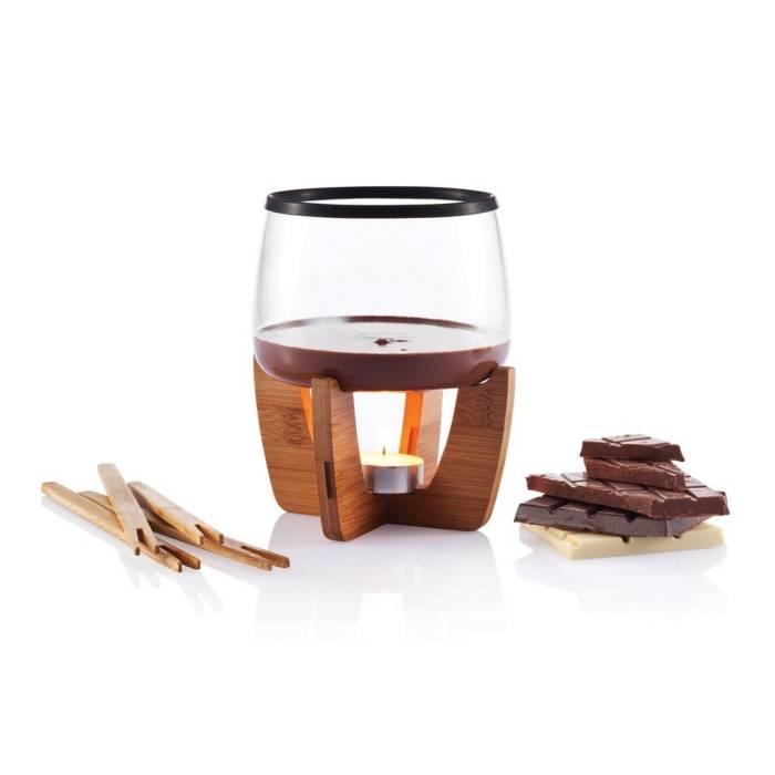 XD Design set na čokoládové fondue Cocoa 4 ks