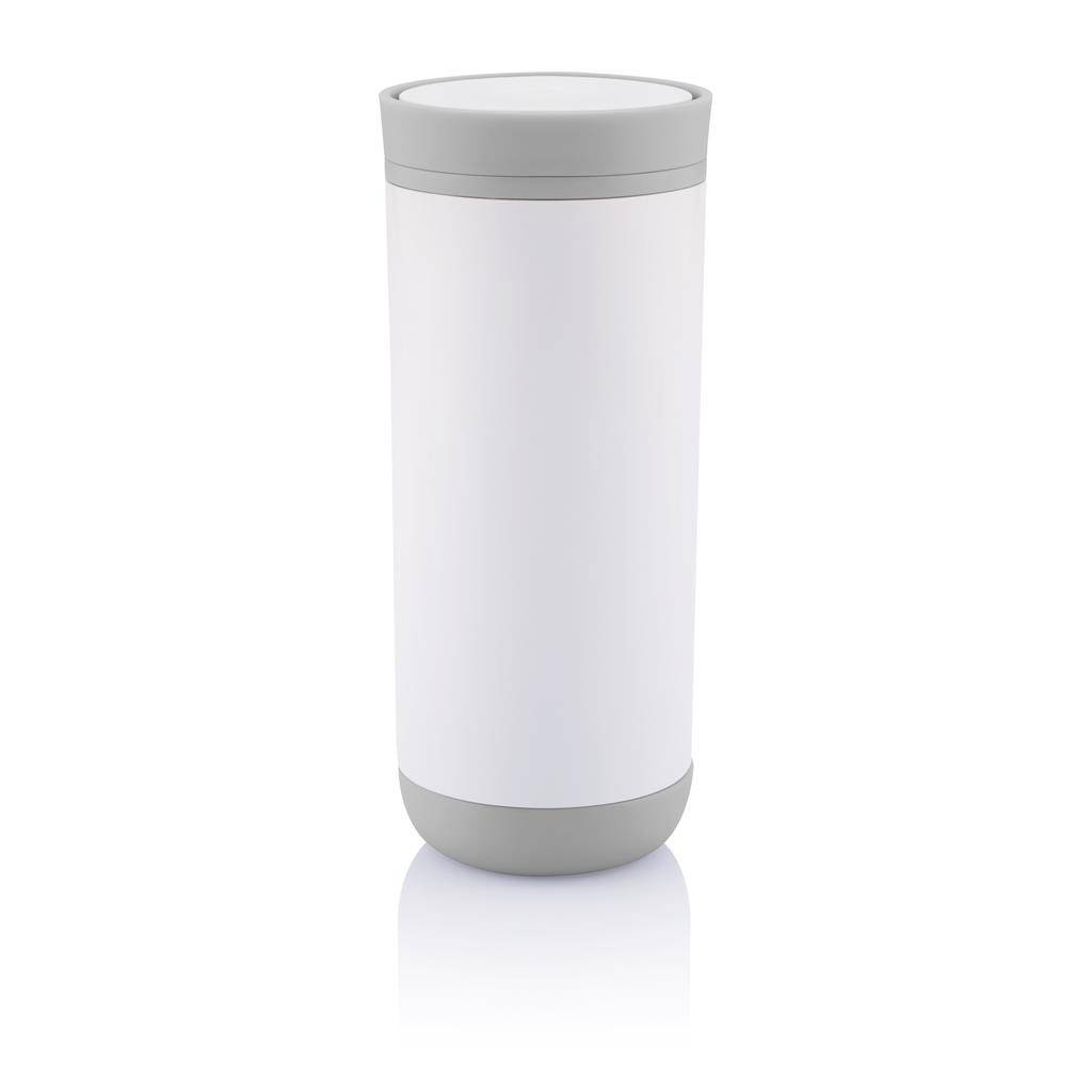 Termohrnek Clik 225 ml, bílý - XD Design