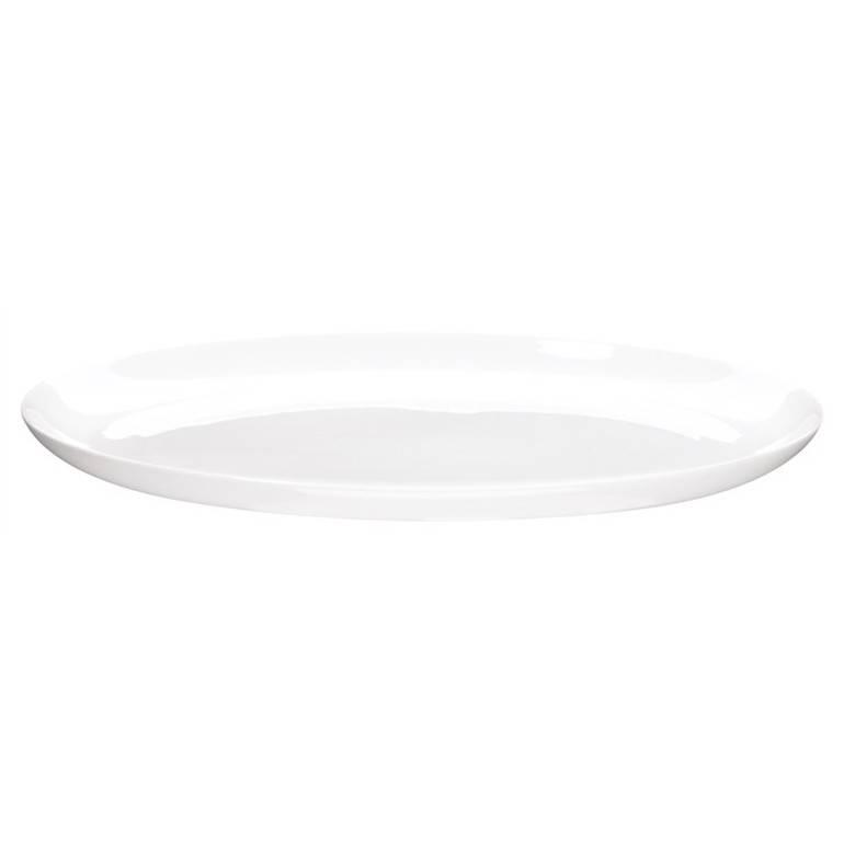 Asa Selection Talíř oválný A TABLE, kostní porcelán,, 20x16cm