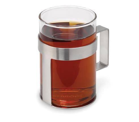 Skleněný hrneček na čaj PEKOE - Blomus