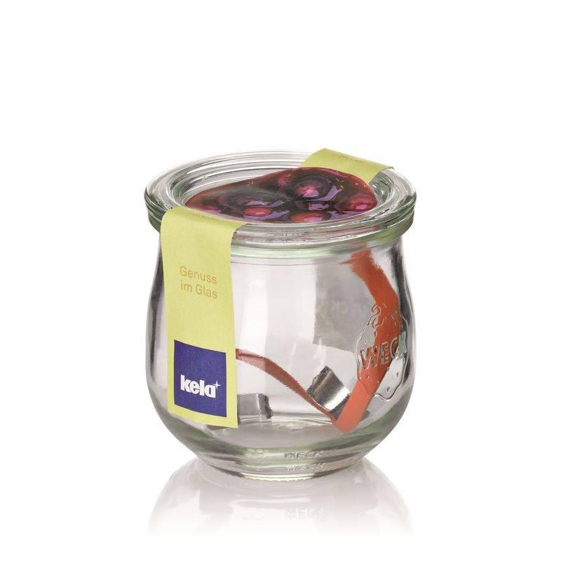 Zavařovací sklenice Weck 370ml - Kela