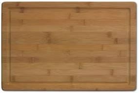 Dřevěné prkénko 45,5x30,5cm KATANA bambus KL-11682 - Kela