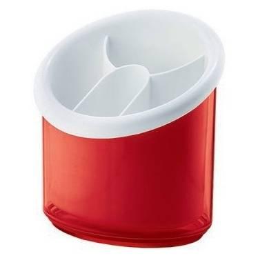 Schránka na příbory Latina - červeno/bílá - Guzzini