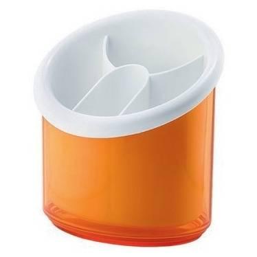 Schránka na příbory Latina - oranžovo/bílá - Guzzini