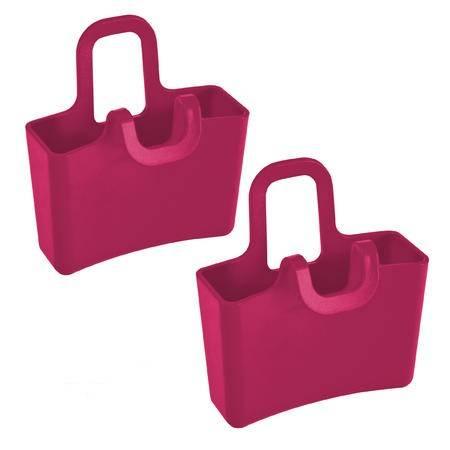 Set 2 mini schránek na šálek Lilli - Koziol
