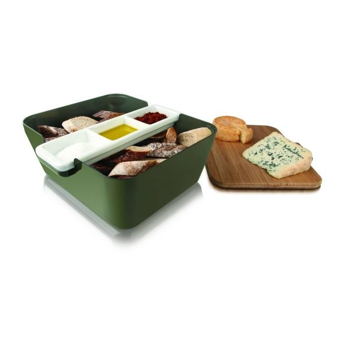 Bread & Dip s bambusovým prkénkem - Vacu Vin